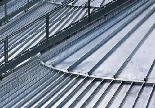 Couverture en zinc