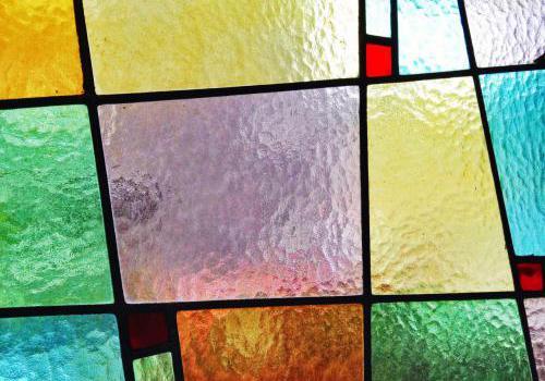 Fenêtres en couleurs